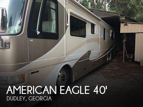 1998 Fleetwood American Eagle 40 EVS