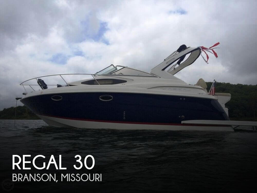 Used Boats For Sale in Fayetteville, Arkansas by owner | 2012 Regal 30