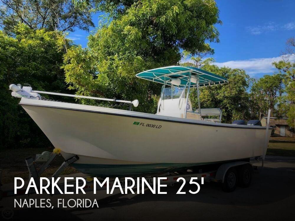 2000 Parker Marine 2501 CC