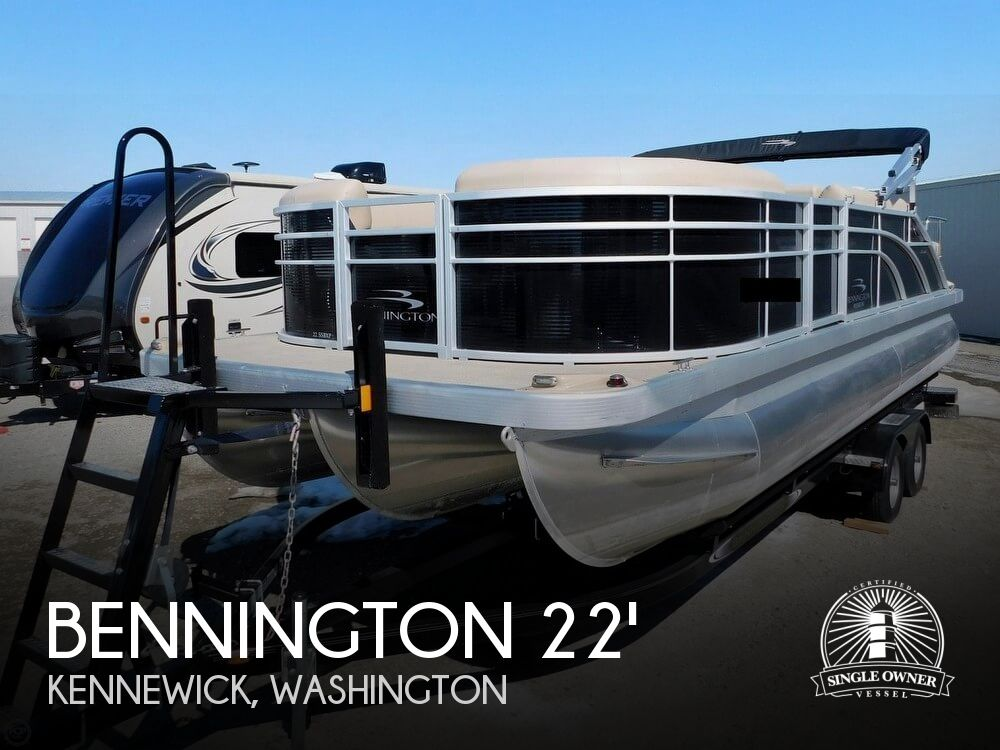 2018 BENNINGTON 22 SSBXPDI SWING BACK for sale