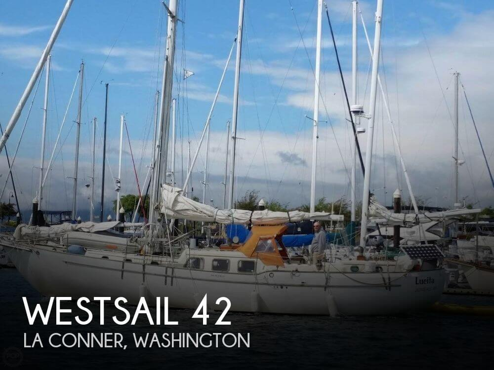 Used Westsail Boats For Sale by owner | 1974 Westsail 42