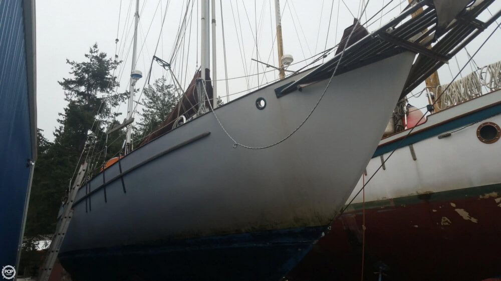 1974 Westsail boat for sale, model of the boat is 42 & Image # 31 of 40