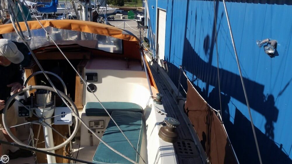 1974 Westsail boat for sale, model of the boat is 42 & Image # 3 of 40
