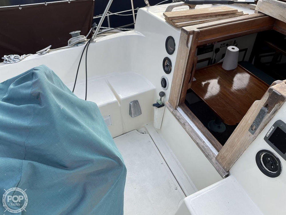 1974 Westsail boat for sale, model of the boat is 42 & Image # 6 of 40