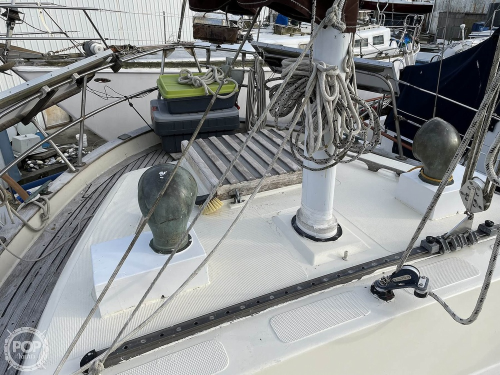 1974 Westsail boat for sale, model of the boat is 42 & Image # 7 of 40