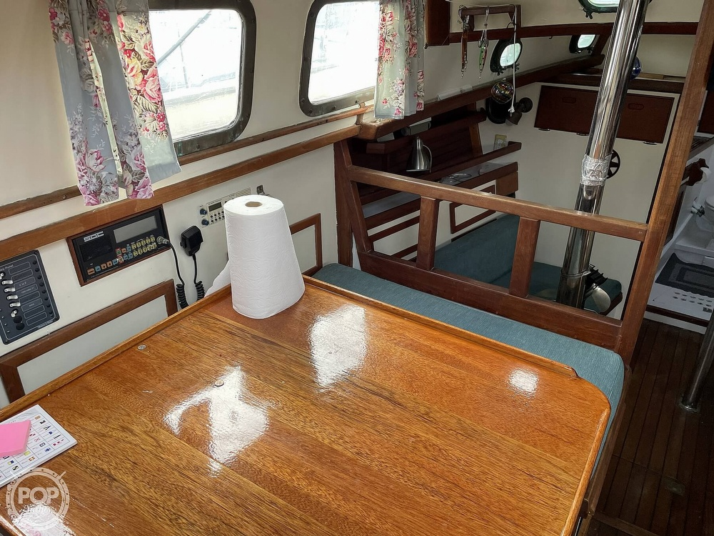 1974 Westsail boat for sale, model of the boat is 42 & Image # 8 of 40