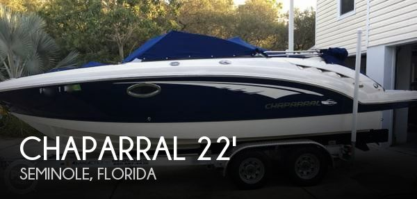 Used Deck Boats For Sale by owner | 2014 Chaparral 22