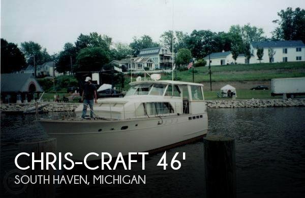 1964 Chris-Craft Constellation 46 For Sale
