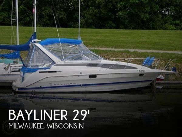 Used Bayliner 29 Boats For Sale by owner | 1994 Bayliner 29