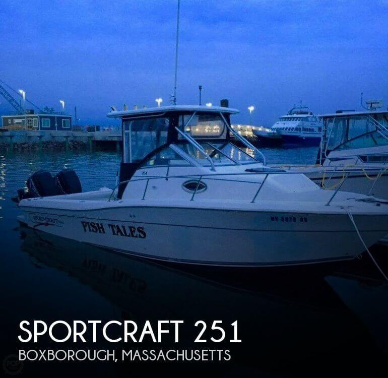 1999 Sportcraft 25