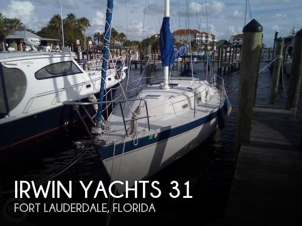 Used Irwin Boats For Sale by owner | 1984 Irwin Yachts 31