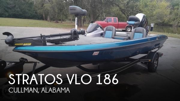 Used Stratos Boats For Sale by owner | 2016 Stratos 18