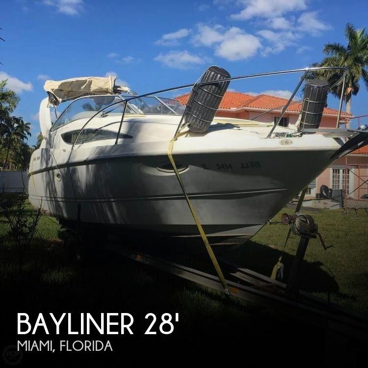 Used Bayliner 28 Boats For Sale by owner | 2000 Bayliner 28