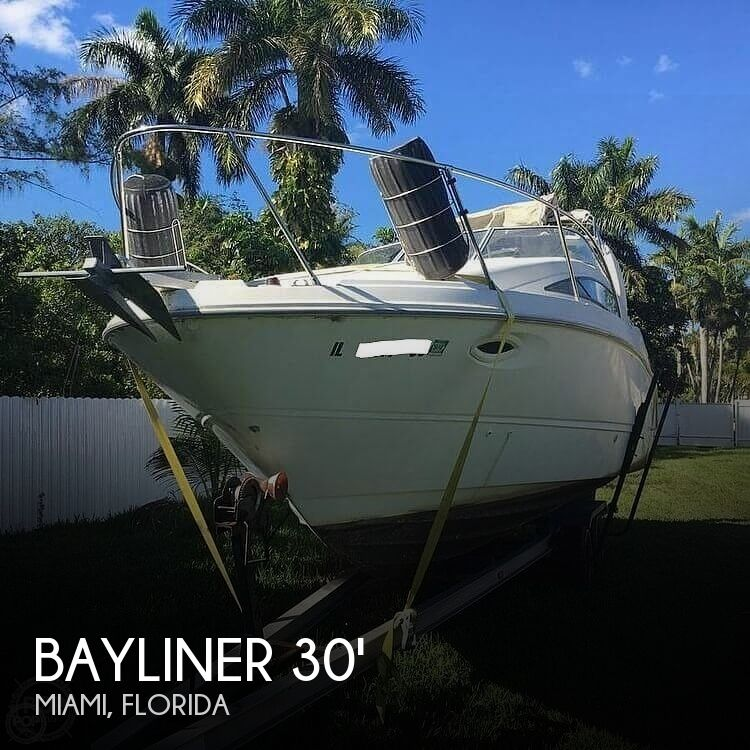 2000 Bayliner boat for sale, model of the boat is 2855 LX Ciera Sunbridge & Image # 1 of 13