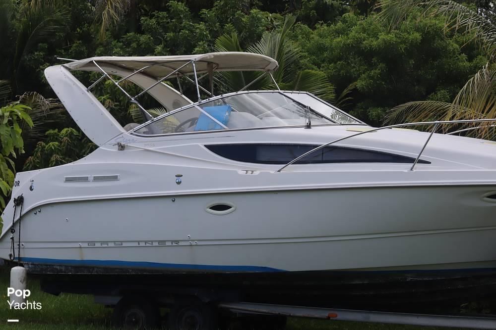 2000 Bayliner boat for sale, model of the boat is 2855 LX Ciera Sunbridge & Image # 13 of 33