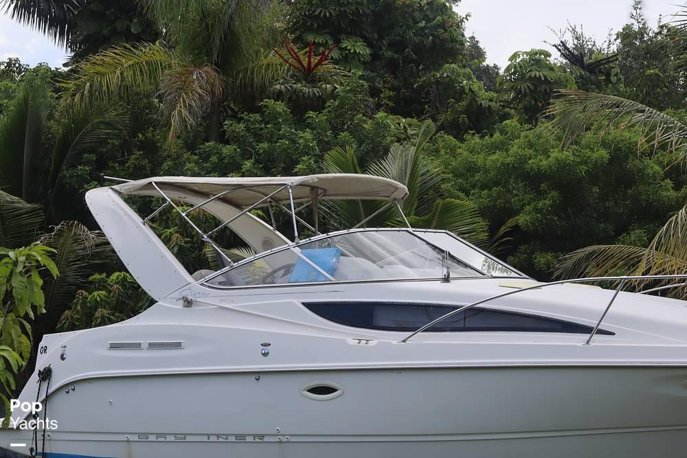 2000 Bayliner boat for sale, model of the boat is 2855 LX Ciera Sunbridge & Image # 14 of 33