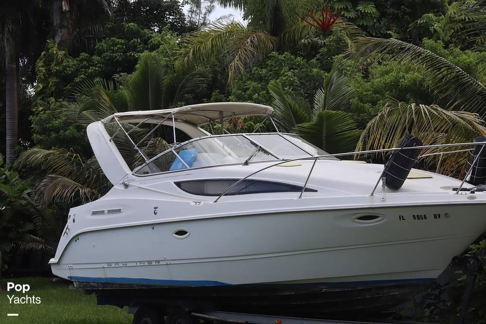2000 Bayliner boat for sale, model of the boat is 2855 LX Ciera Sunbridge & Image # 18 of 33