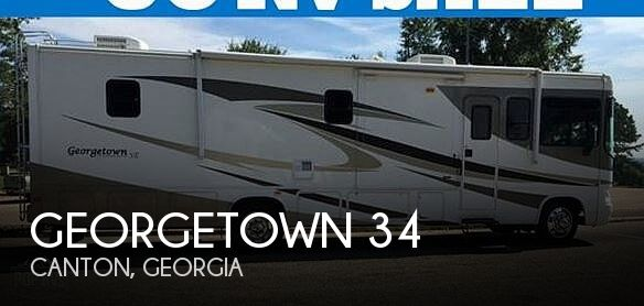 2008 Forest River Georgetown 34