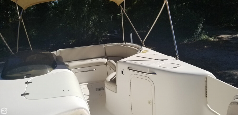 1999 Chaparral boat for sale, model of the boat is 252 Sunesta & Image # 9 of 40