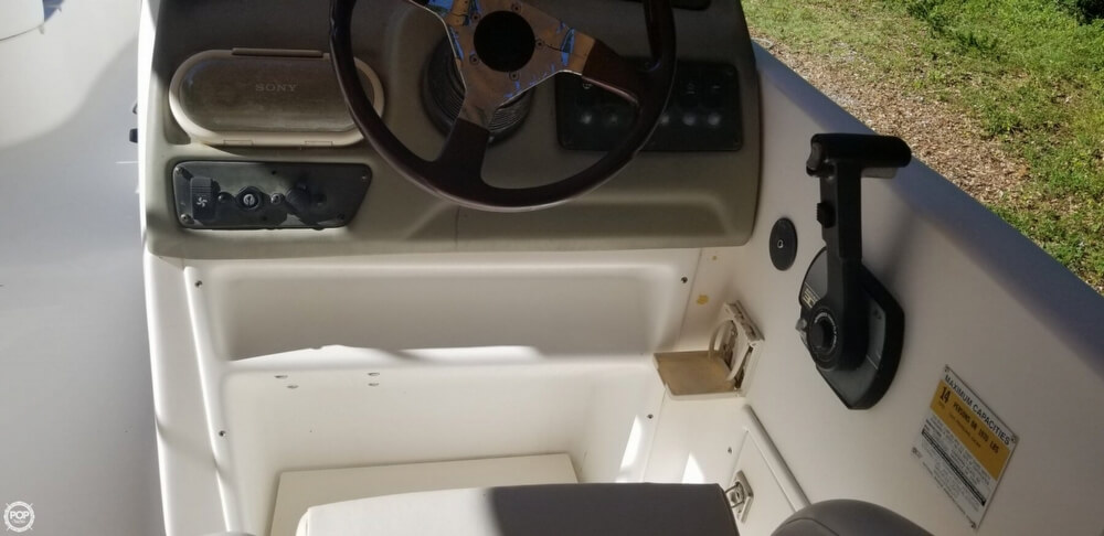 1999 Chaparral boat for sale, model of the boat is 252 Sunesta & Image # 40 of 40