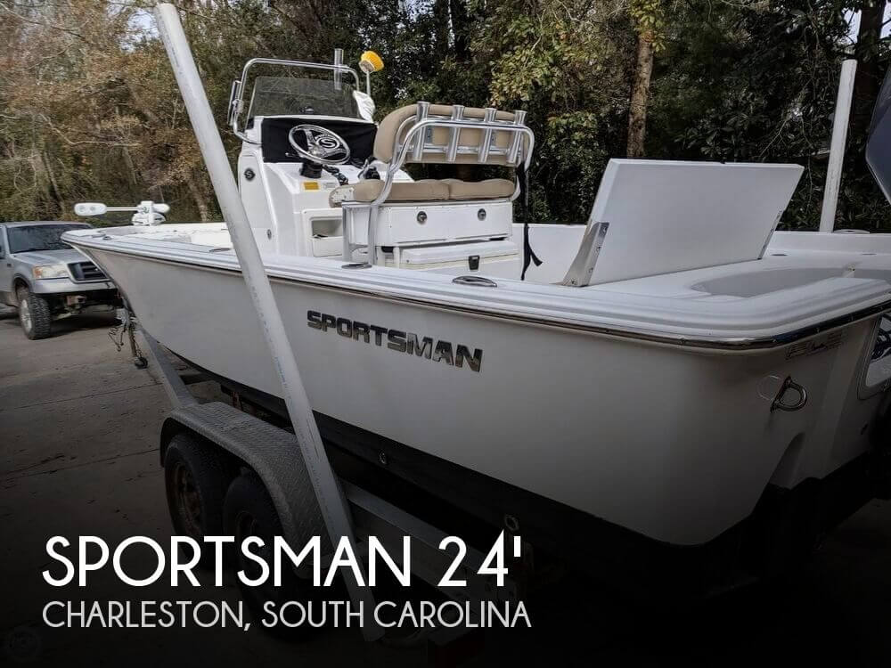 Used Sportsman Boats For Sale by owner | 2016 Sportsman 24