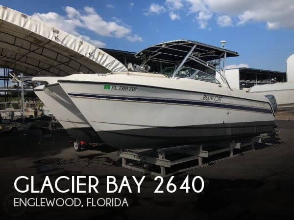 Used GLACIER BAY Boats For Sale by owner | 2002 Glacier Bay 26