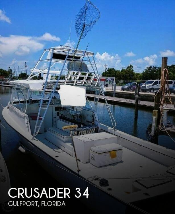 Used Crusader Boats For Sale by owner | 1977 Crusader 34