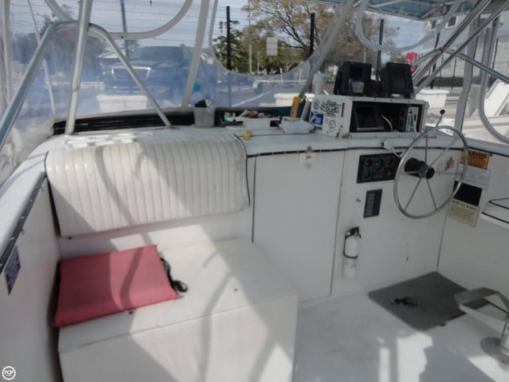 1977 Crusader boat for sale, model of the boat is 34 & Image # 8 of 40