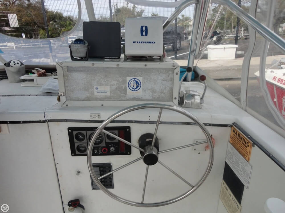 1977 Crusader boat for sale, model of the boat is 34 & Image # 33 of 40