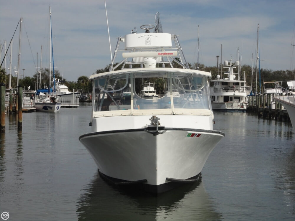 1977 Crusader boat for sale, model of the boat is 34 & Image # 2 of 40