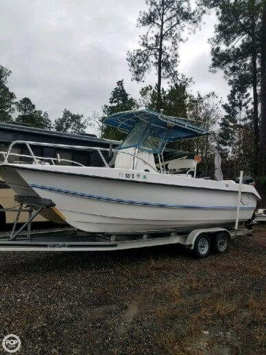 Twin Vee 22, 22', for sale - $24,000