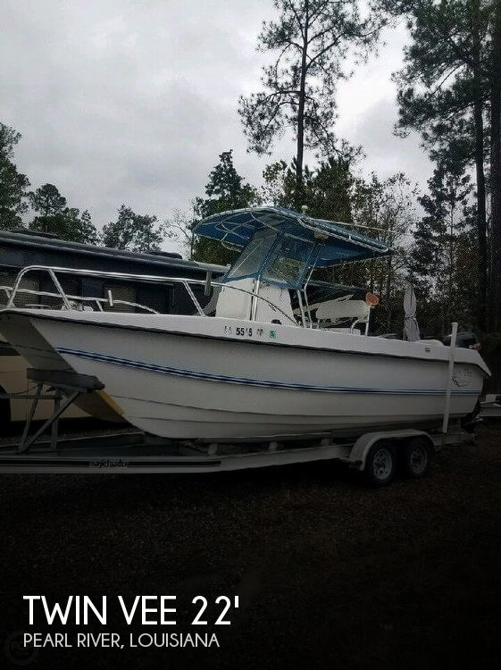 Used Twin Vee Boats For Sale by owner | 2007 Twin Vee 22