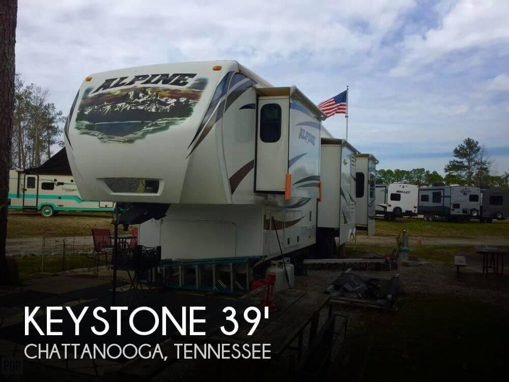 2013 Keystone Alpine 36