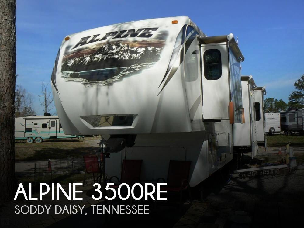 2013 Keystone Alpine 3500RE
