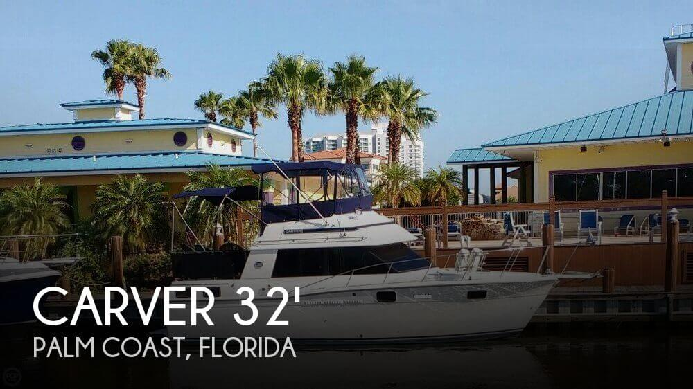 Used Carver 32 Boats For Sale by owner | 1990 Carver 32