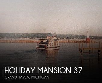 Used Houseboats For Sale in Michigan by owner | 1981 Holiday Mansion 37