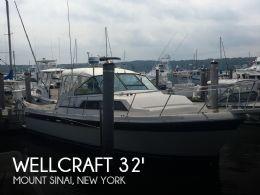 1985 Wellcraft 3200 Coastal