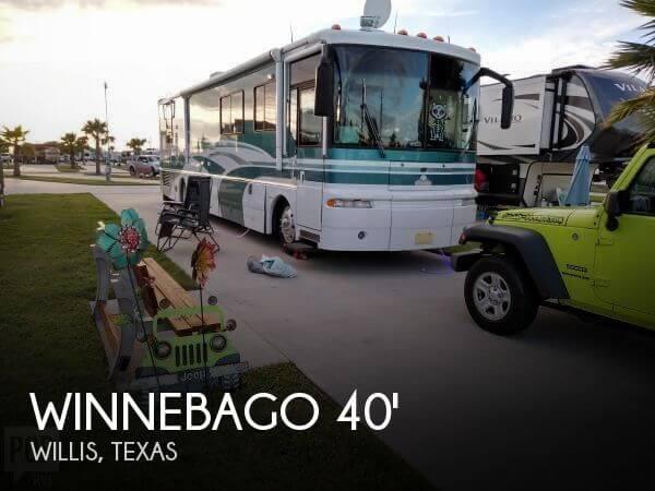 2000 Winnebago Winnebago 40