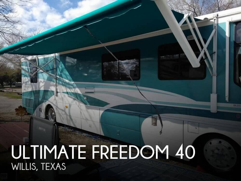 2000 Winnebago Winnebago Ultimate Freedom 40