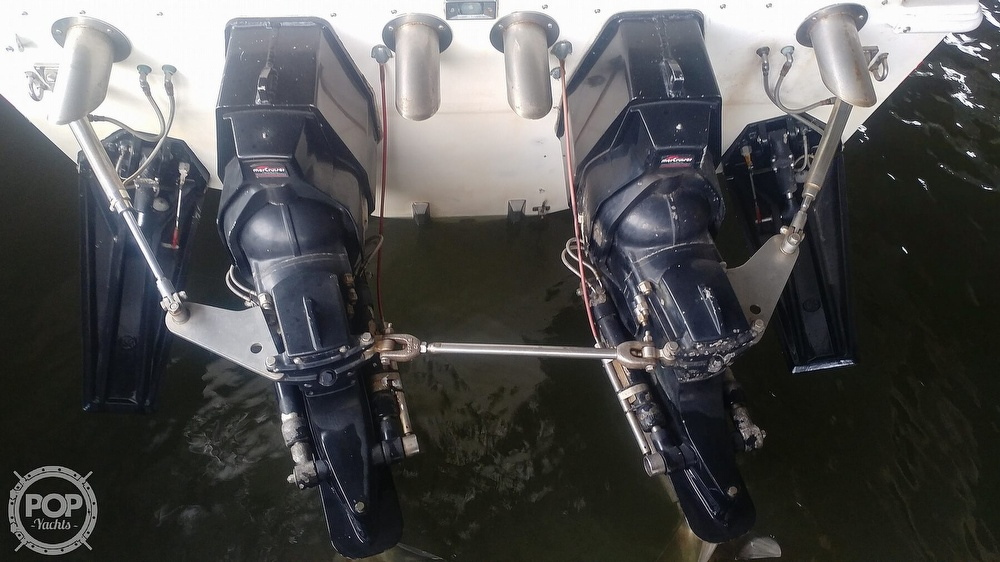 1988 Scarab boat for sale, model of the boat is 38 KV & Image # 7 of 40
