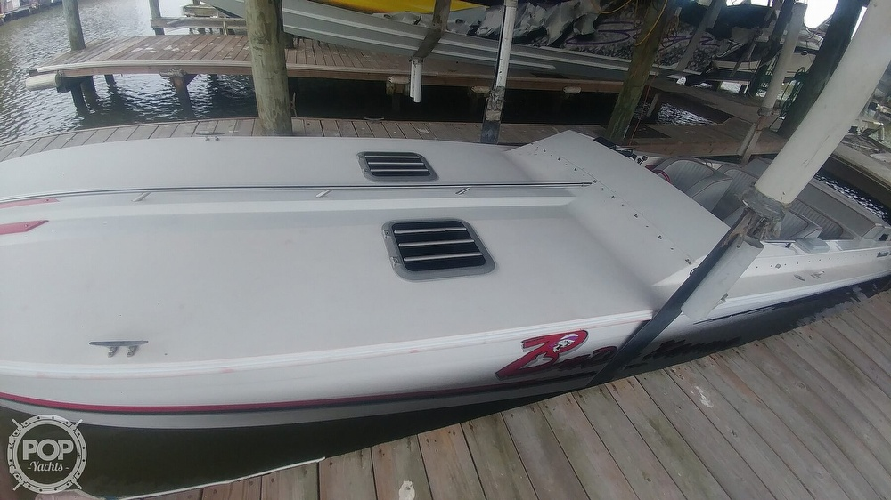 1988 Scarab boat for sale, model of the boat is 38 KV & Image # 20 of 40