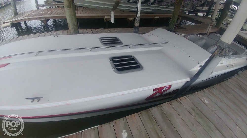 1988 Scarab boat for sale, model of the boat is 38 KV & Image # 22 of 40