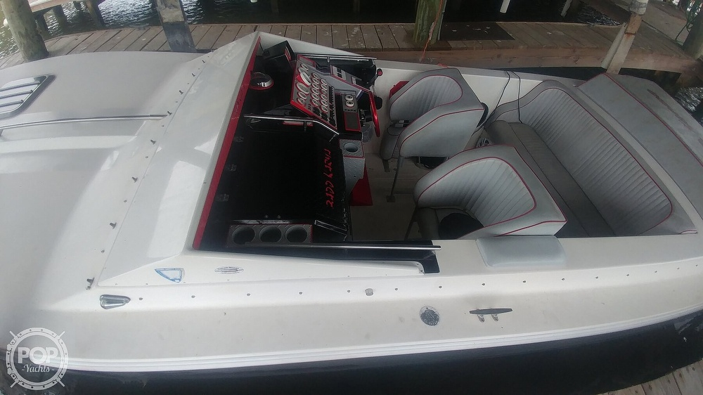 1988 Scarab boat for sale, model of the boat is 38 KV & Image # 24 of 40