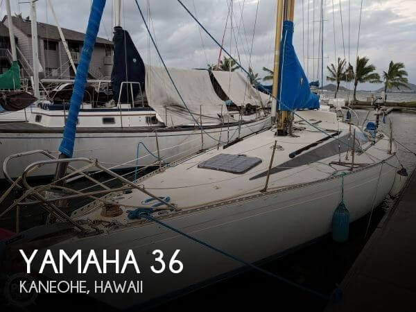 Used Boats For Sale in Hawaii by owner | 1977 Yamaha 36