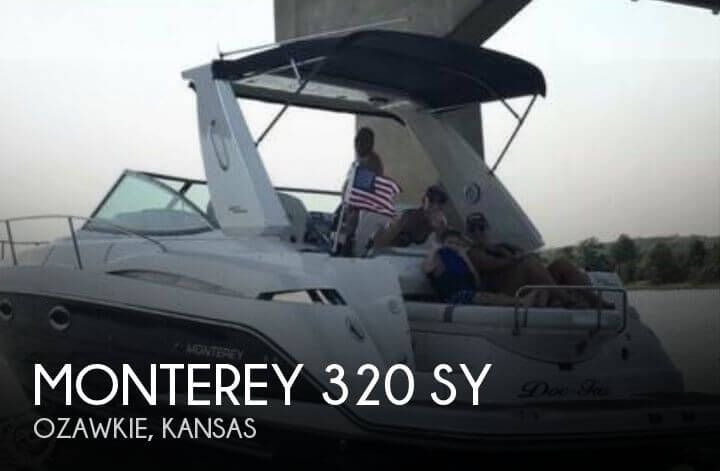 Used Boats For Sale in Kansas City, Missouri by owner | 2011 Monterey 320