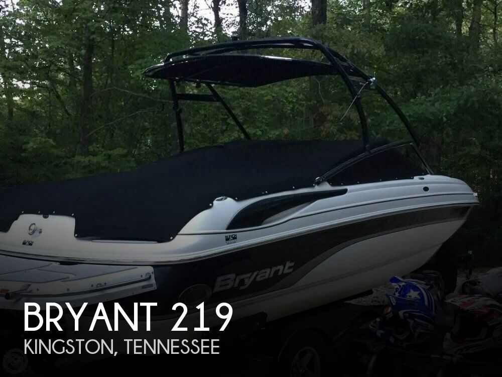 Used Bryant Boats For Sale by owner | 2006 Bryant 21