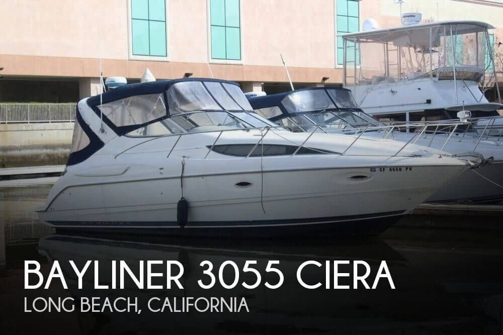 Used Bayliner Boats For Sale in California by owner | 2001 Bayliner 30