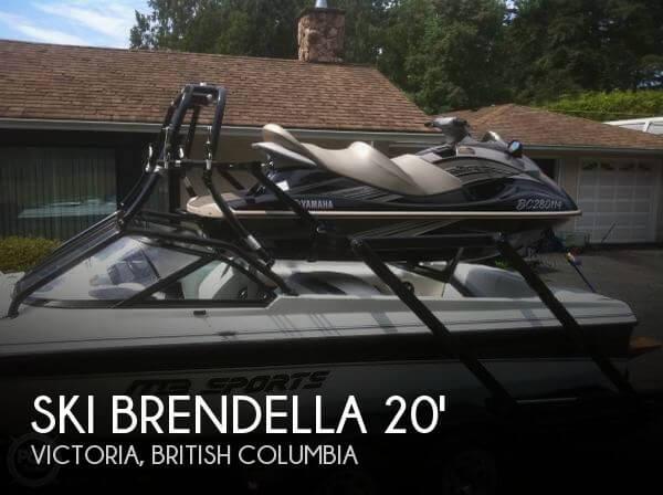 Used Ski Brendella Boats For Sale by owner | 1997 Ski Brendella 20