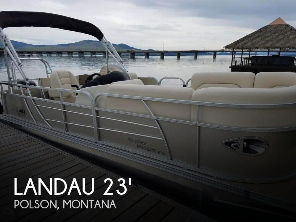Used Landau Boats For Sale by owner | 2018 Landau 23