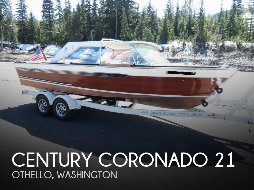 1966 CENTURY CORONADO 21 for sale